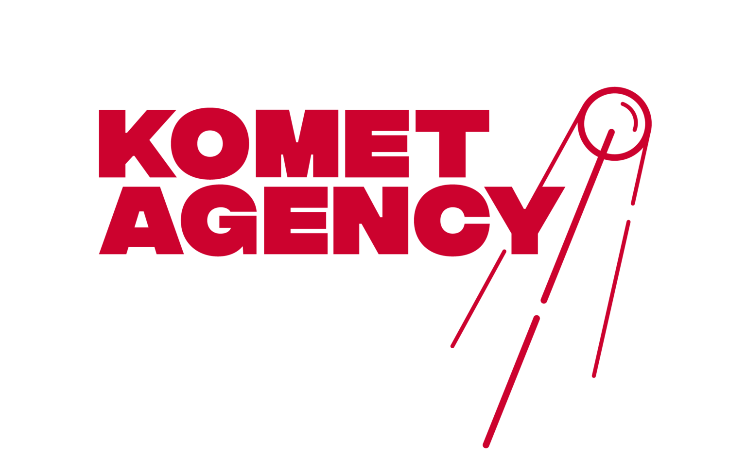 Komet Agency Logotype